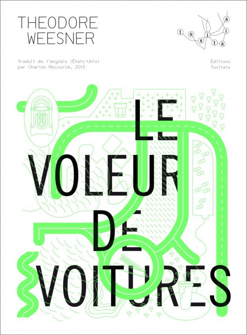 Theodore Weesner, Le Voleur de voitures (2015)