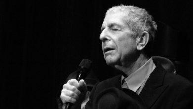 Photo de Leonard Cohen, A Singer Must Die…