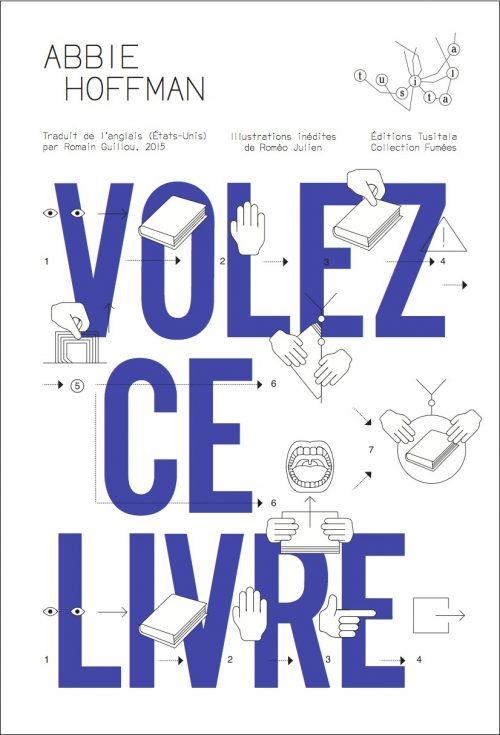 Abbie Hoffman, Volez ce livre (2015)