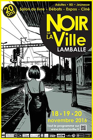 Festival Noir sur la Ville 2016, Lamballe