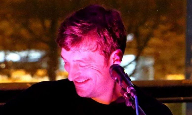 Photo of Gareth Dickson en toute intimité