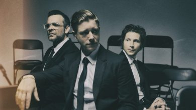 Photo de Interpol: Turn On The Bright Lights en live à Saint-Malo et Paris