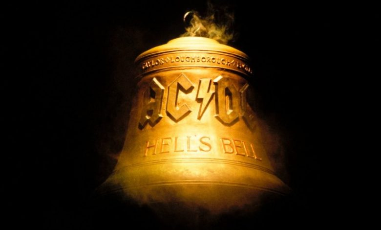 Photo de [Cover me] AC/DC – Hells bells par The Dandy Warhols