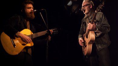 Photo of Silvain Vanot & Orso Jesenska à l'Inox, la soirée en photos