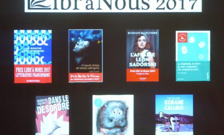 Photo of Prix Libr'à Nous 2017 : fin du suspense, place aux réjouissances