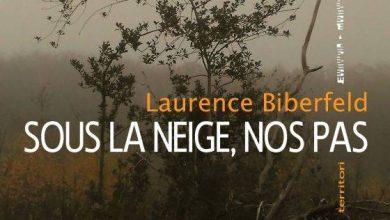 Photo of Laurence Biberfeld, «Sous la neige, nos pas» : le style, l'émotion et l'intelligence