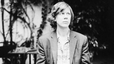 Photo de Thurston Moore, l'éternel gamin sonique !