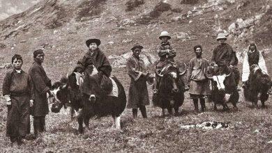 Photo of «Au coeur des Himalayas» d'Alexandra David-Néel