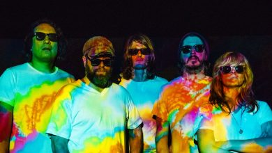 Photo de The Black Angels, la mort leur va si bien