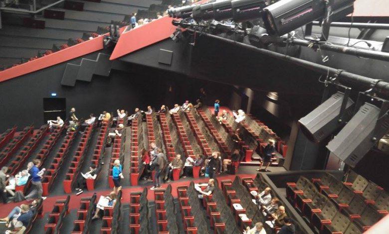 Photo de Dans les salles de Cannes : le fan d'à côté