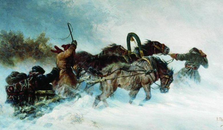 Photo of «La Tourmente» de Vladimir Sorokine