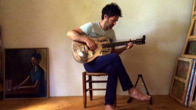 Photo de {Le son du jour} Piers Faccini – Cloak Of Blue