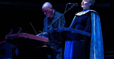 Dead Can Dance // Creative Commons Attribution-Share Alike 2.0 Generic // photo : Lino Brunetti // 2013
