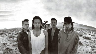 U2// Island Record // Service de Presse // Anton Corbijn // 1987 /the joshua tree