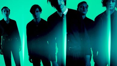 Photo of The Horrors dans l'attente de V