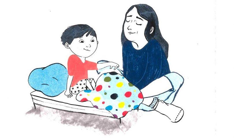 """""""Maman"""" / Mayana Itoiz /, Seuil Jeunesse"""