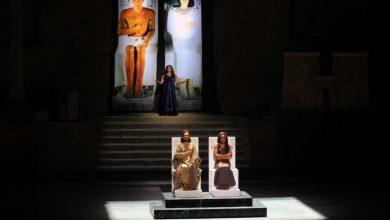 Photo de «Aïda» ou l'incarnation de la majesté du théâtre antique d'Orange