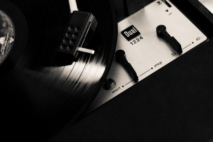 Bastian Greshake / Plattenspieler / FlickR