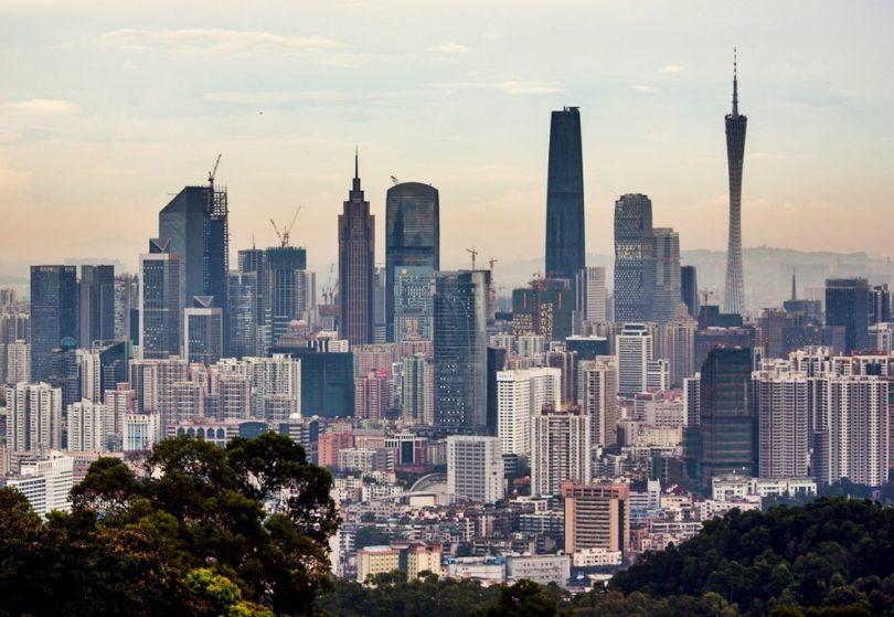 La ville de Guangzhou / jo.sau / Flickr