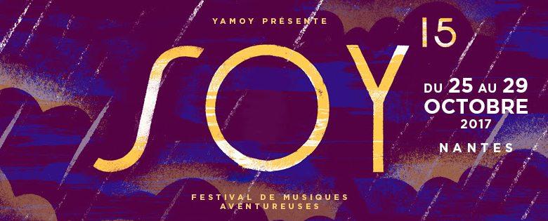 Photo of Envoyés spéciaux au SOY festival