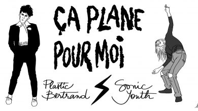 Photo of [Cover me] Plastic Bertrand – « Ca plane pour moi » par Sonic Youth