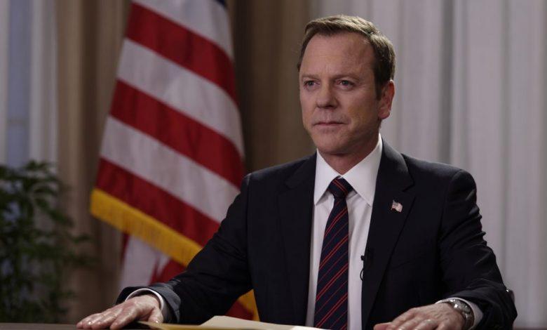 Photo of Le président Kiefer Sutherland réélu pour un second mandat