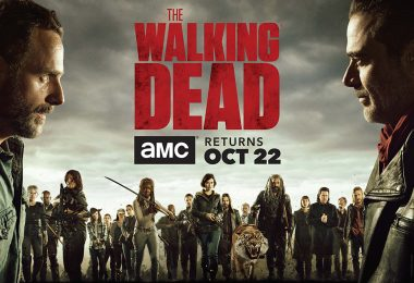 The Walking Dead / saison 8 / AMC