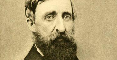 Henry D Thoreau / Edward Sidney Dunshee / USA public domain