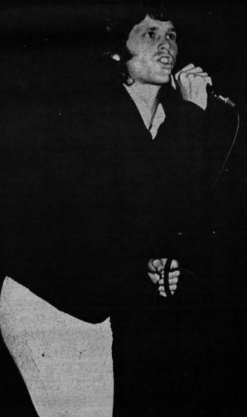 Jim Morrison/©KRLA Beat/ 07.10.1967