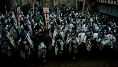 Photo of [Prêt à Diffuser] Sacré Graal… une histoire de Templiers : «Knightfall»