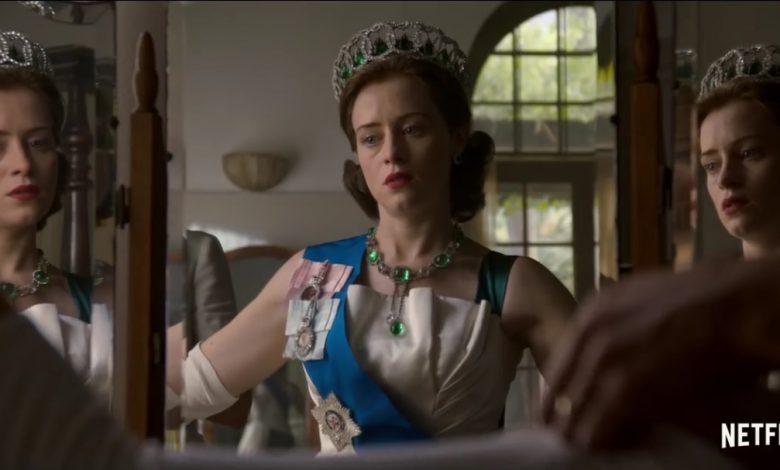 Photo de [Prêt à Diffuser] encore une couronne pour la route : The Crown saison 2