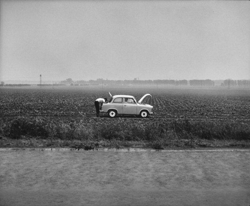 Allemagne (ex-RDA), 1990 © Raymond Depardon / Magnum Photos