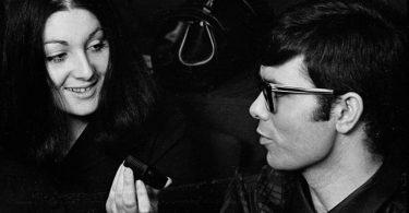 Lily Brett et Cliff Richard à Londres/1967/©Colin Beard