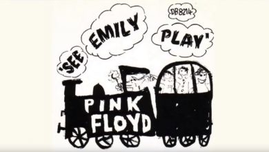 Photo de [Cover me] : Pink Floyd – « See Emily Play » par David Bowie