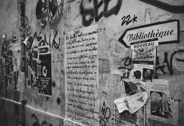 Urban graffiti / Marseille / 2016 / ©ABL / kate tempest