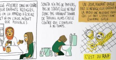 Culottées tome 2 // Pénélope Bagieu // Gallimard