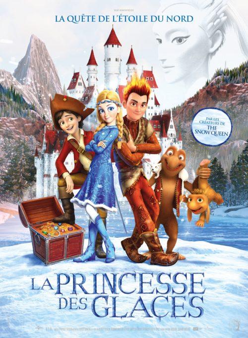 Princesse des Glaces/Wizart Animation