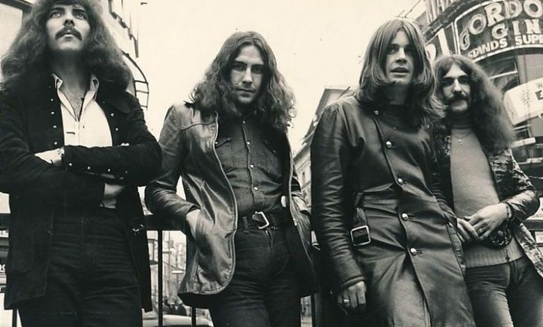 Photo de [Cover Me] : Black Sabbath – Paranoid par Gus Black