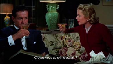 Photo of 2 février : 1955, sortie française de «Le Crime Était Presque Parfait» d'Alfred Hitchcock