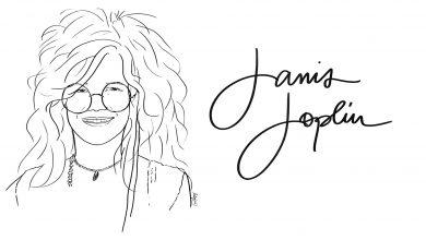 Photo de 19 janvier : 1943, naissance de Janis Joplin