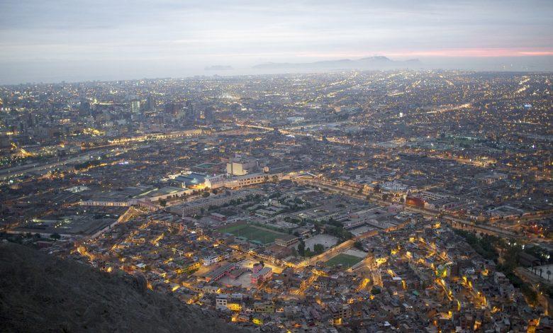 Photo de «Lima l'horrible», la malformation d'une ville