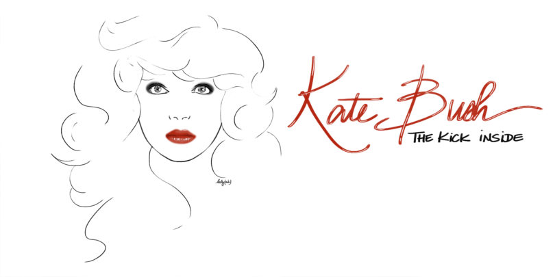 Kate Bush / The Kick Inside / Holy(me)