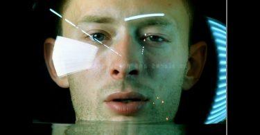 """No Surprises"" de Radiohead (capture youtube)"