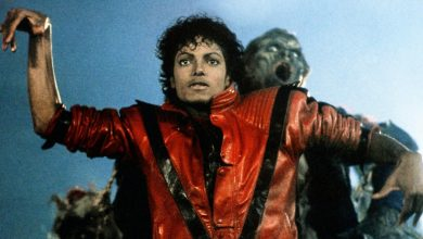 Photo of 23 janvier : 1984, Sortie du single « Thriller »