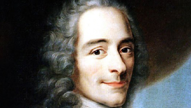 Photo of Voltaire Amoureux : entre les bulles, son cœur balance…