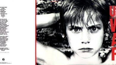 Photo de 28 février : 1983, Sortie de l'album «War» de U2