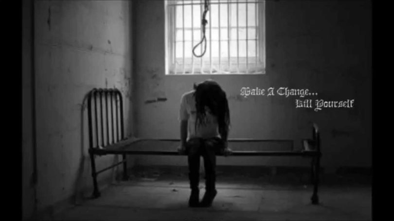 Make A Change... kill yourself