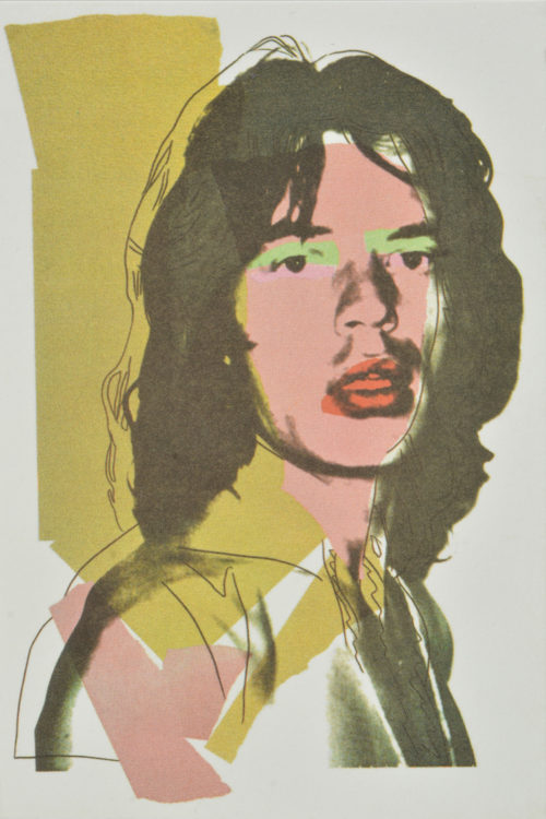 Andy Warhol Ephemera