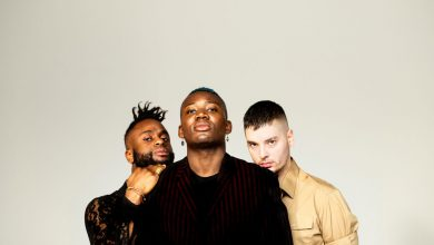 Photo of Young Fathers, hip-hop spirituel