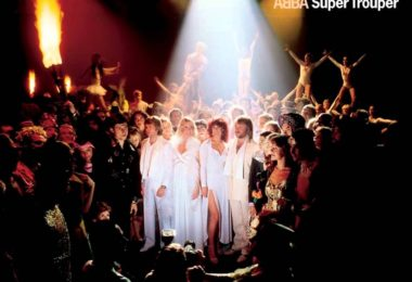 ABBA- Super Trouper